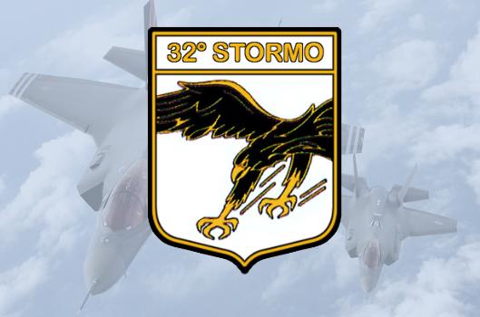 Consegnati i primi due F-35 al 32° Stormo
