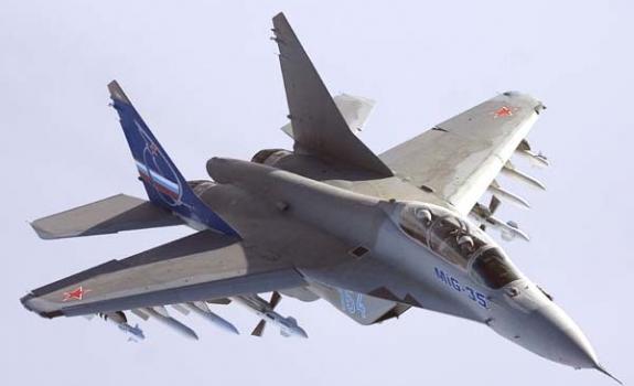 Presentato il MiG-35 Fulcrum F