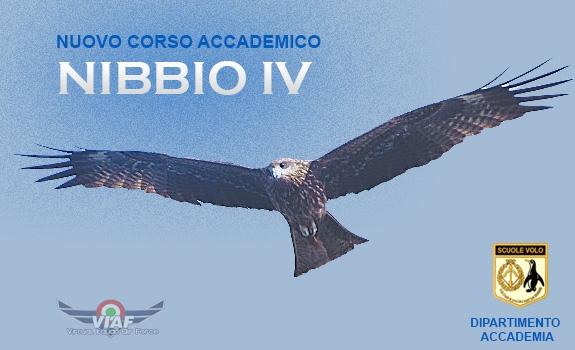 Prossimo corso NIBBIO IV