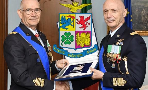 Nuovi capi di Stato Maggiore Difesa e AM