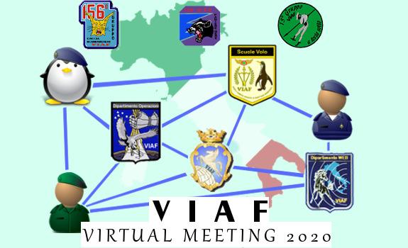 1° Raduno Virtuale VIAF
